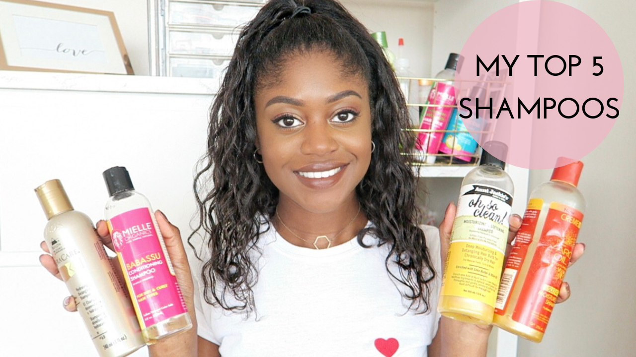 Healthy Hair Junkie | My Top shampoos
